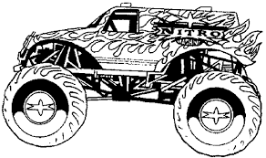 Small Picture Monster Jam Coloring Pages anfukco