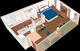 Staybridge Suites Seattle  Fremont Washington  TravelStaybridge Suites Floor Plan
