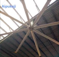 china high volume large garage ceiling fan 24 foot power saving ceiling fans supplier