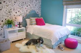 white fur rug wallpaper. bedroom:shabby chic bedroom pictures kids traditional with wallpaper accent wall white fur rug large