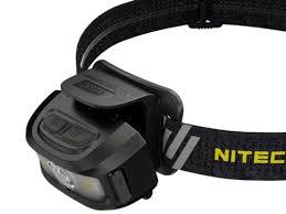 Headlamps <b>Nitecore NU35</b> CREE XP-G3 S3 LED <b>Dual Power</b> ...