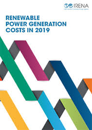 Renewable <b>Power</b> Generation Costs in 2019