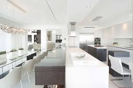 kitchen designers miami. waterfront penthouse by dkor interiors featured on ambientes magazine kitchen designers miami a