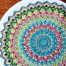 Seeing Kaleidoscope Patterns Adorable Remember That Embroidered Kaleidoscope Needlework Pinterest