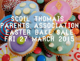 How To Have A Bake Sale Parents Association Easter Bake Sale
