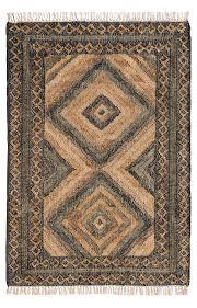 himachal stripe indian kilim rug 75 x 120cm