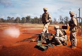 Marine Gunners Lava Dog Gunners Machine Gunners 1st Battalion 3rd Marine Flickr