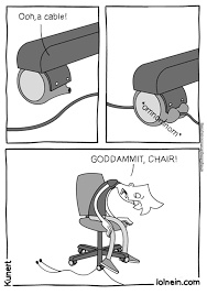 funny office chairs. Funny-pictures-chairs-love-cables Funny Office Chairs A