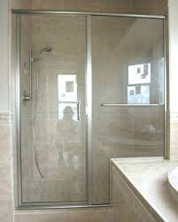 installing frameless shower door installing shower door hinges sliding doors for tubs cost of glass installation to install hinged and panel bypass