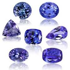 Tanzanite Color Chart Tanzanite Is A Gem Which Is Famous Primarily Because Of Its