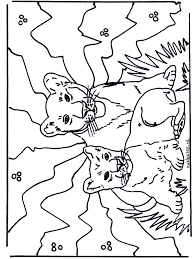 Tiger Cub Coloring Page Tiger Cub Scout Coloring Page