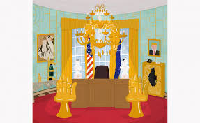 oval office wallpaper. Welcome To Shamelot: We Add Design Touches Trump\u0027s Oval Office Only The Donald Can Love Wallpaper