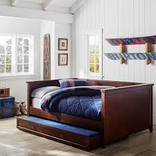 boys daybed with trundle.  With Hampton Daybed  Trundle In Boys With PBteen