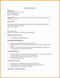 53 Elegant Pursuing Mba Resume Format Simple Resume Sample 2018