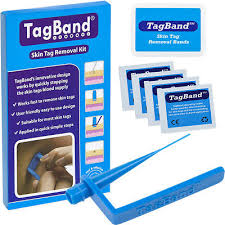 TagBand <b>Skin Tag Remover</b> Kit. Quick, Effective and Safe <b>Skin Tag</b> ...