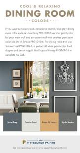 Best Images About Dining Room Paint Colors  Tips On Pinterest - Gray dining room paint colors