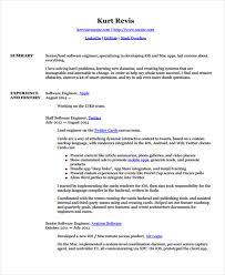 Software Developer Resume Popular Developer Resume Examples