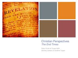 Lawson Perspective Charts Download Christian Perspectives The End Times Ratio Christi At Texas