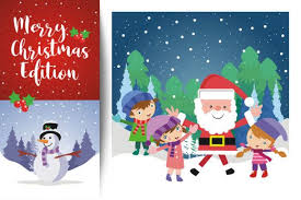 Christmas Winter Illustration Design Vector Graphic By Trulyartype Creative Fabrica Illustration Design Winter Illustration Illustration