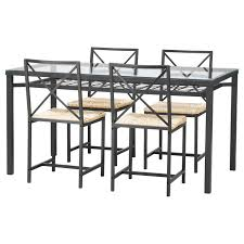 ikea glass dining table canada extendable square laver espresso set ikea glass dining table