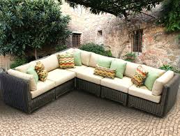 l shaped patio furniture awesome shape outdoor sofa hereo scheme of intended for 5