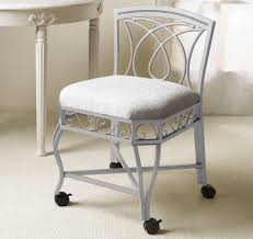 bench white makeup vanity table set w bench studded vanity chair vanity stool with back modern