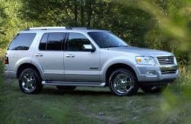 2006 Ford Explorer Review - Top Speed