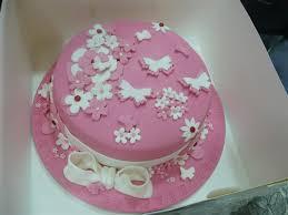 Butterfly Birthday Cake My Daughters Birthday Cake Choc Flickr