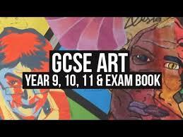 art gcse coursework year 9 10 11 and exam unit books