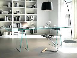 glass top office furniture. office glass desks home desk furniture contemporary top executive .