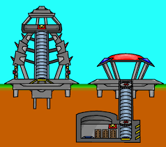Bunker Designs Tower And Bunker Design By Donitz On Deviantart