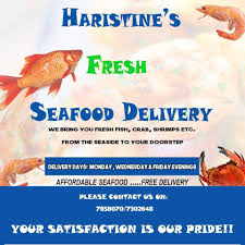 Haristine Fresh Seafood Delivery - Home ...