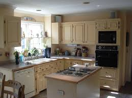 Attractive Kitchen Cabinet Painting Nice Design
