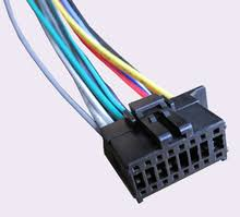 2010 2017 models deh1300mp deh140ub deh14ub deh23ub deh2400ub pioneer 16 pin replacement wiring harness 2010 2016 models p16c