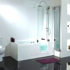 walk in shower tub incredible walk in tub with shower walk in bathtub with shower walk walk in shower tub