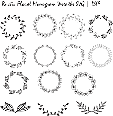 Frame svg files for using with your electronic cutting machines, terms of use can be found within your downloads or by clicking here. How To Make A Monogram On Cricut Domestic Heights