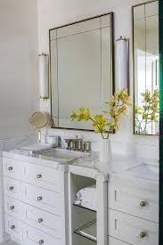 Bathroom Lights Cool Brass Vanity Mirror With Calliope Tall Bath Lights Transitional