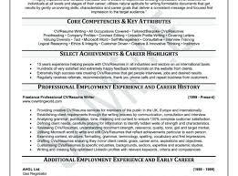 resume writing dallas