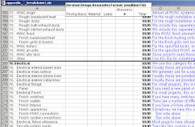 Punch List Items Sample - East.keywesthideaways.co