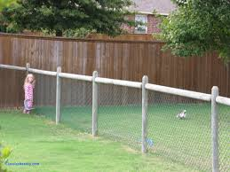 backyard dog fence luxury temporary dog fence ideas with 5 type easy dog fence