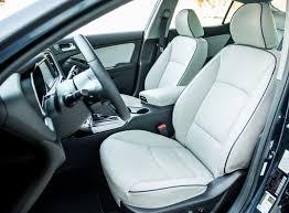 kia optima 2014 white interior. 2014 kia optima hybrid ex white interior package img