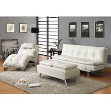Gray leather living room furniture Brown Leather Baize Sleeper Configurable Living Room Set Wayfair Leather Living Room Sets Youll Love Wayfair