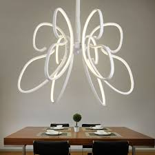 modern hanging lighting. Aliexpress.com : Buy Modern Pendant Lights Led Lamp Hanglamp White Metal Ceiling Plate Lamparas Hanging Lighting Fixture Bedroom Restaurant Living From M
