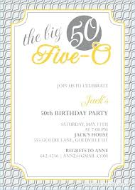 Birthday Party Invitation Template Word Free Birthday Party Invitations For Her 50th Invitation Templates Word