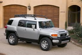 2010 Toyota FJ Cruiser - Information and photos - ZombieDrive