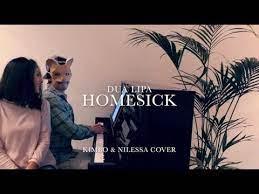 dua lipa homesick cover piano