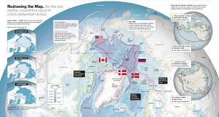 Polar Routes Charts Article Maps Charts Origins Current Events In