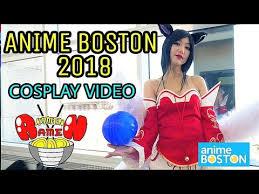 When you're seeing this is during anime boston. Anime Boston 2018 Cosplay Showcase Youtube