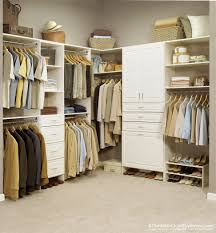 walk in closet systems. Closet - Antique White Walk In Systems