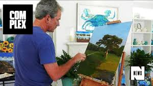 george w bush reveals his paintings of world leaders on the today show you